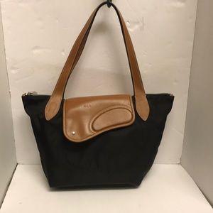 """Vintage Polo by Ralph Lauren """"Saddle Bag""""Nylon Bag"""